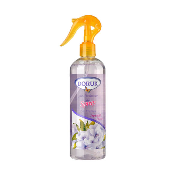 Doruk Tropical Forest Sprey Oda Parfümü 400 ml